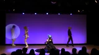 کنسرت کاسپلی های کامینه رن و لین +هاتسونه +... با آهنگ  ~alluring secret ~black vow حتما حتما ببینید