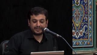 استاد رائفی پور:ظرفیت های تمدن ساز عاشورا ۲۳ ( خیال رفاه و مسئولین)