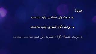 وصیت نامه تصویری شهید دانشگر