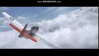 نبرد هوایی نفس گیر در فیلم red tail/ایستگاه پرواز