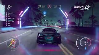 گیم پلی بازی Need for Speed Heat
