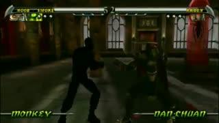 دانلود رایگان بازی مورتال کمبت Mortal Kombat X Mod ایکس مود برای PSP