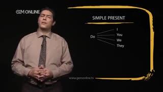 آموزش آسان انگلیسی با شبکه جم - درس 1