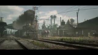 تریلر نسخه کامپیوتر Red Dead Redemption 2 در ویجی دی ال