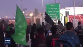 خدمات موکبداران به زائران اربعین حسینی