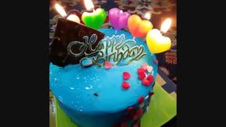 کیک تولدمممم...