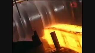 خط تولید مقاطع فولادی