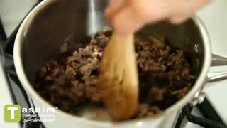 عدس پلو | فیلم آشپزی