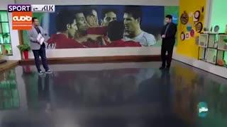 عذرخواهی مجری جنجالی تلویزیون از دایی!