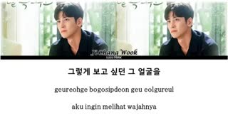 Ji Chang Wook - When Love Passes (Melting Me Softly OST Part 3) Lyrics Sub Indo