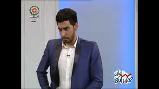 تقلید صدای علی دایی در تلویزیون