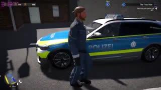 گیمپلی بازی Autobahn Police Simulator 2