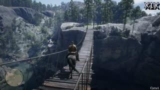 مقایسه گرافیکی اولیه نسخه PC عنوان Red Dead Redemption 2 –با نسخه های PS4 Pro و Xbox One X