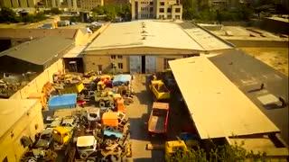 ایران کامیون های ماک را تغییر داد