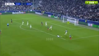 خلاصه بازی یوونتوس 2 - لوکوموتیو مسکو 1 (لیگ قهرمانان اروپا 2020)