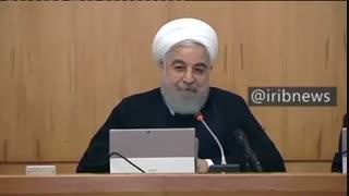 روحانی: سال ۹۷ سخت ترین سال بود