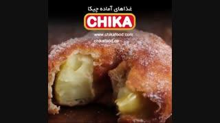 دستور آسان آشپزی: پیراشکی سیب