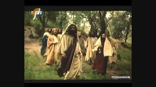 قطعهی به یاد ماندنی از فیلم حضرت عیسی (ع)