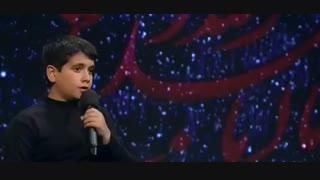 اجراى مداحى سید محمد حسینى در برنامه نغمه عشاق شبکه قرآن