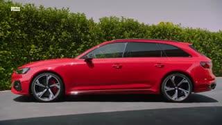 Introducing Audi RS4 Avant 2020