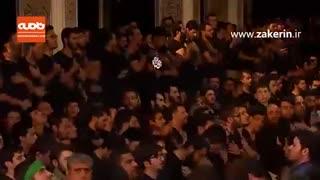 مداحی حاج محمود کریمی برای شهادت امام رضا (ع)