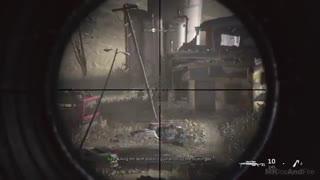 Epic SNIPER Mission - Call of Duty Modern Warfare 2019 Gameplay  ویجی دی ال