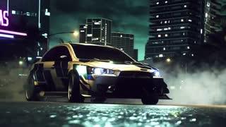تریلر هنگام عرضهی بازی Need for Speed Heat