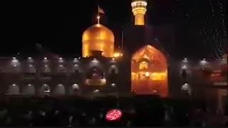 مداحی: سلطان من امام رضا EMAM REZA
