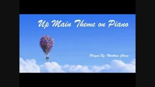 "Pixar's ""Up"" Main Theme on Piano"