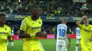 Highlights Villarreal CF vs Deportivo Alavés (4-1)