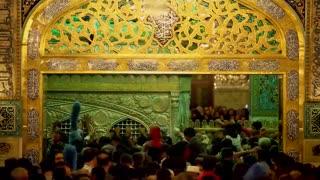 نماهنگ جدید ای همه هستی ام (امام رضا) - کربلایی حمید حسین زاده