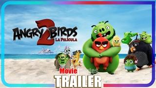 قسمتی جالب از انیمیشن جدید Angry Birds 2