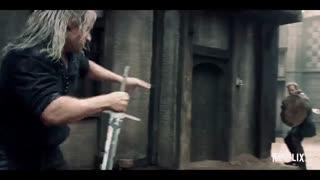 تریلر جدید سریال The Witcher که از تاریخ انتشار آن رونمایی میکند