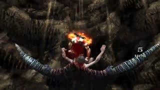 4 دقیقه گیم پلی بازی خدای جنگ God Of War 2 برای کامپیوتر با سه مدل نصب