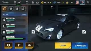بازی Street Racing HD اندروید