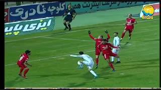 خلاصه بازی ذوب آهن 2 - شاهین بوشهر 0 (لیگ برتر ایران)