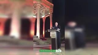 حافظ خوانی سفیر آلمان در ایران