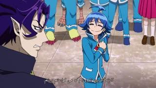 انیمه به مدرسه شیاطین خوش اومدی ایروما ~ Mairimashita ! Iruma-kun قسمت 3 - هاردساب فارسی