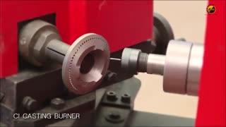 دریل اتوماتیک برای مشعل گاز سوز و گاز برنجی