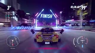 30 دقیقهی ابتدایی بازی Need for Speed Heat