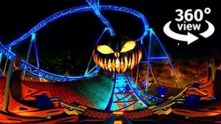 ترن سواری هالووینی (360 درجه)