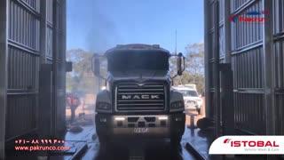 شستشو و ضدعفونی ماشین سنگین در کمتر از 2 دقیقه - Rotator