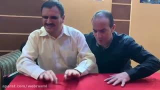 عجیب ترین صداسازی با دست توسط مرد روشن دل