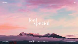 پیانو کاور آهنگ  Feel Special از Twice