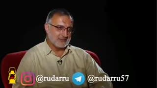 علی مطهری در یک پاراگراف
