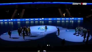 دیدار تیم های ساوهوف و گیئور آئودی در لیگ قهرمانان اروپا ۲۰۱۹/۲۰