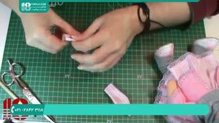 آموزش دوخت عروسک روسی به صورت کامل