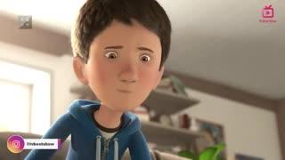 انیمیشن کوتاه و مفهومی زیبا