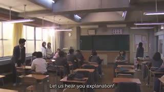 قسمت سوم سریال ژاپنی کلاس درس آقای هیراگی MR HIRAGIS HOMEROOM با زیر نویس فارسی