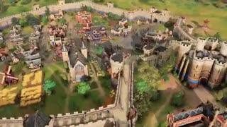 X019  - اولین تریلر گیمپلی Age of Empires 4 فوقالعاده به نظر میرسد